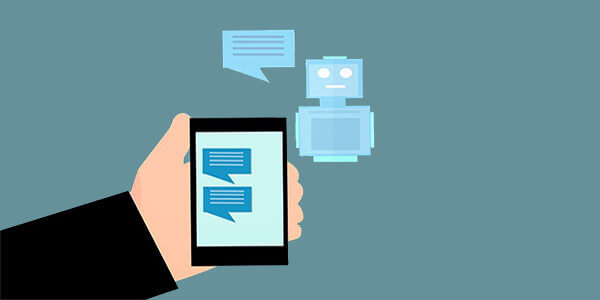 chatbots and website